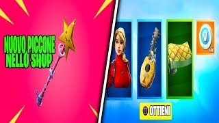 NEW STARTER PACK SEASON 8 FORTNITE SHOP 19 MARCH PICCONE BACCHETTA TO STELLA