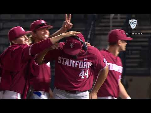 Christian Robinson on go-ahead two-run single in thriller for Stanford: 'Great to capitalize there'