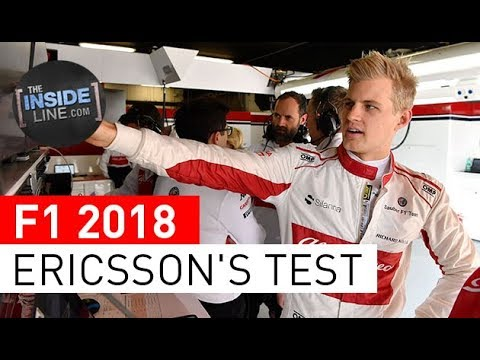 F1 NEWS 2018 - MARCUS ERICSSON: CRUCIAL CAMPAIGN [THE INSIDE LINE TV SHOW]
