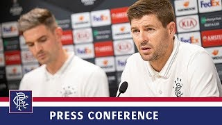 PRESS CONFERENCE | Gerrard and Lafferty | 19 Sep 2018