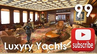 Inside luxury yachts 2016 - There are many luxury yachts to go inside