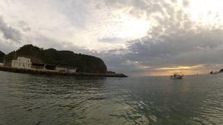 Sunset Boat Trip San juan del Sur after surf
