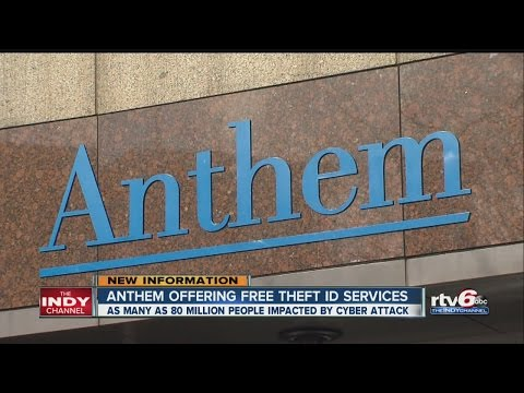 Anthem offers free ID theft protection, credit monitoring