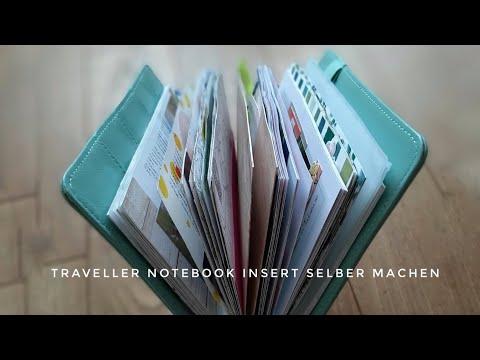 Ausflüge oder Geburtstage festhalten: So gestalten Sie ein Traveler's Notebook