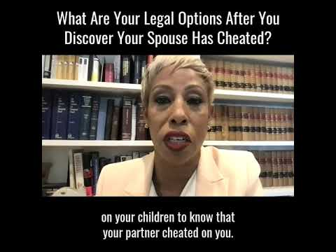 3 Things To Think About If Your Spouse Has Cheated