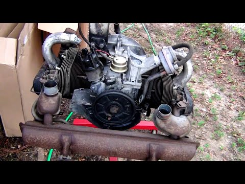 Engine Cleaning / Paint - First Start - 73 VW Beetle Restoration - 3