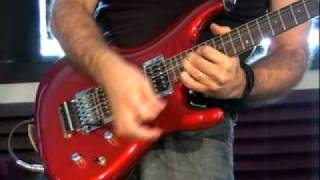 Joe Satriani - Up in Flames