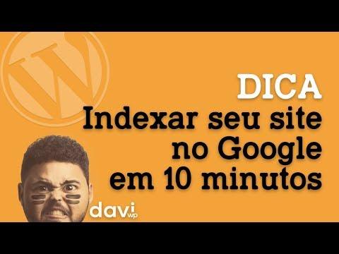 Dica: como indexar seu site no Google em 10 minutos
