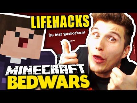 ZOMBEYS LIFEHACKS & EINE WELTPREMIERE! ✪ Minecraft Bedwars Woche Tag 196 Mit Zombey