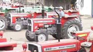 Agricultural Mechanization in Pakistan/Zarkhaiz 1