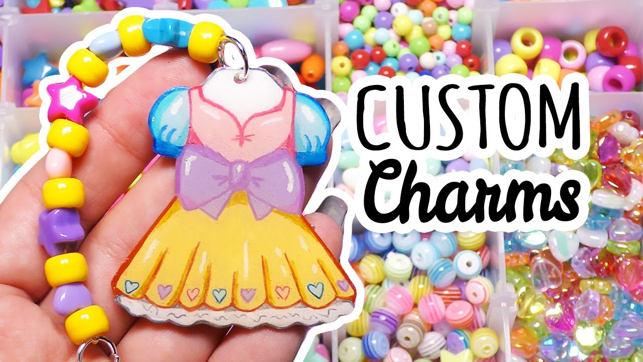 Download Making Beaded Keychains & Custom Charms