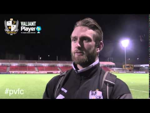 POST-MATCH: Chris Neal Pleased With Penalty Save Against Crawley