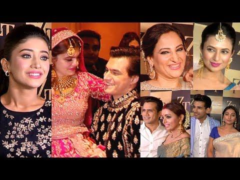 Mohsin Khan Sister Wedding Full Video HD | Shivangi Joshi, Divyanka Tripathi