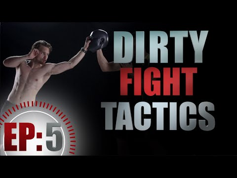 Street Fighting Tactics: Pressure Points & Dirty Fight Moves