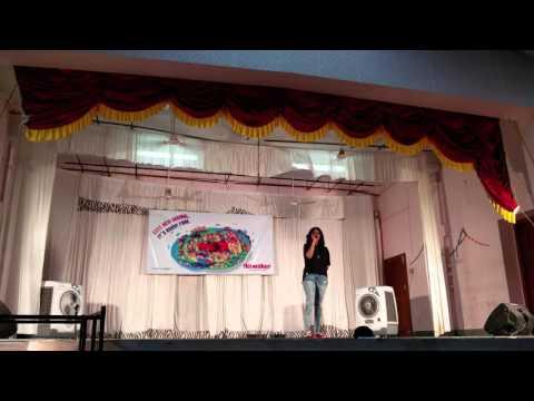 Shakthisree Gopalan Live at NIT Calicut | Charlie - Pularikalo