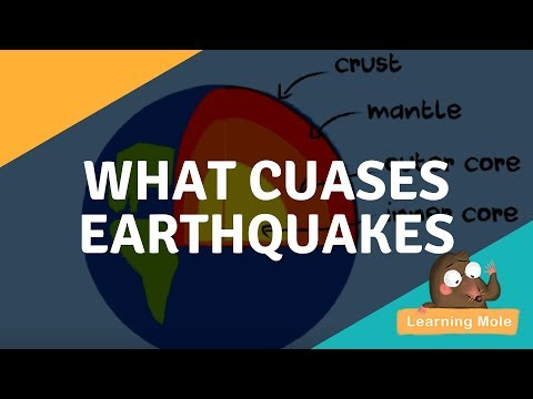 What Causes Earthquakes - Earthquake Information - Earthquake Facts for Kids -Effects of Earthquakes