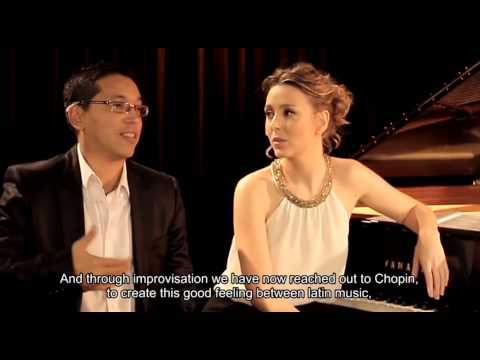 Chopin'Chopin - Classical and Latin Jazz Fusion by Judith Jáuregui and Pepe Rivero
