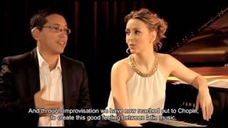 Chopin'Chopin - Classical and Latin Jazz Fusion by Judith Jáuregui and Pepe Rivero