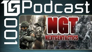TGS Podcast - #1 ft Gunns4Hire, hosted by TotalBiscuit, Dodger & Jesse!