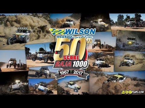Wilson Motorsports takes on the 50th Baja 1000!