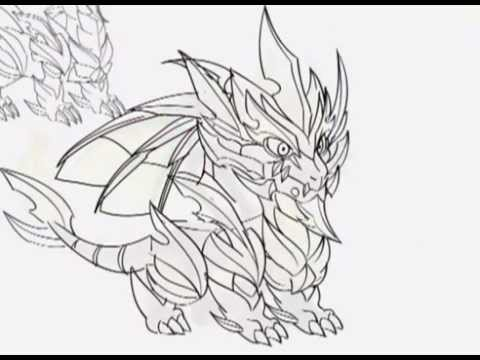 Dragon City : Behind the Scenes - YouTube