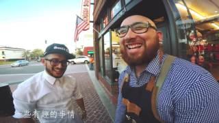 American Barbershop Santa Ana California Documentary