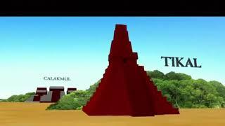 Budování říše Mayská říše Dokument