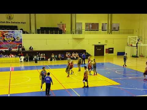 JCLG vs. TFCMI The Finals 3rd QTR  20-10-2017 @ Qatar Sports Club