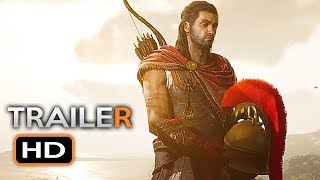 Assassin's Creed Odyssey E3 Trailer (E3 2018) Stealth Action Video Game HD