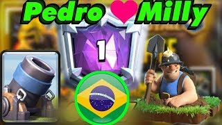 PedroMilly™ 6729 Live Ladder Push Best Mortar Bait Deck !!!