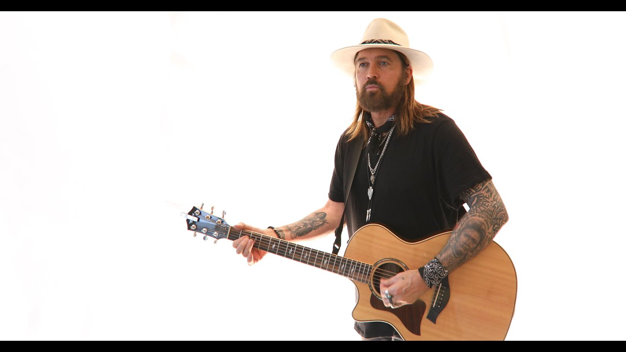 Billy Ray Cyrus - I AM I SAID Music Video