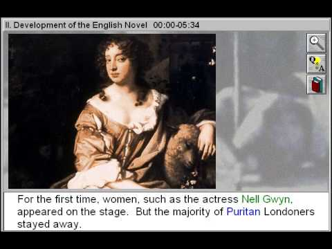 Development of the English Novel (17th and 18th Centuries & Development of the English Novel Part 2)