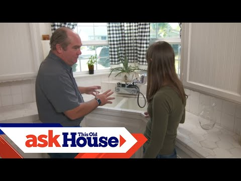 How To Install A Water Filter Under The Sink | Ask This Old House