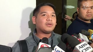 UP student claims threats after filing plea vs Duterte