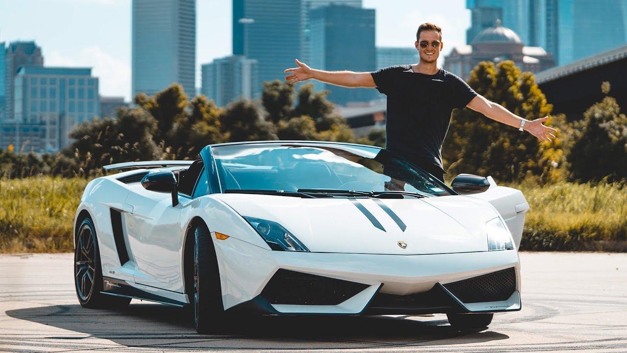 The Original Performante Lamborghini Gallardo Lp 570 4 Youtube