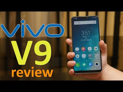 Vivo V9 review (Hindi) - should you buy this handset? watch the full video to know