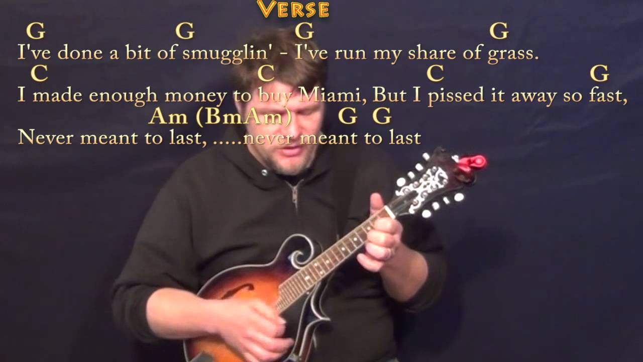 Pirate looks at 40 jimmy buffett mandolin cover lesson with pirate looks at 40 jimmy buffett mandolin cover lesson with chordslyrics hexwebz Images