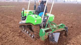 Crawler tractor made in China
