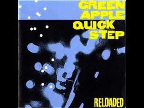 Green Apple Quick Step - Tangled