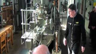 START U-Boot Motor, Maschinenmuseum Kiel-Wik