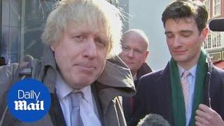 Britain's next PM: Boris Johnson's funniest moments on camera