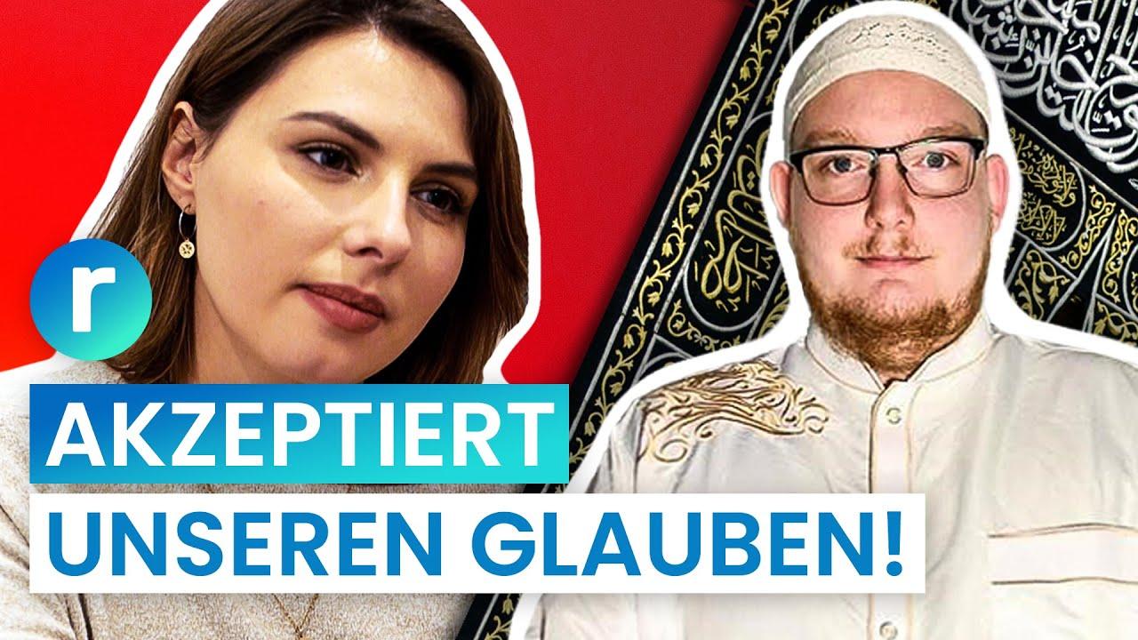 Konvertiert zum Islam: Jetzt kämpfen sie gegen Vorurteile und Hass I reporter
