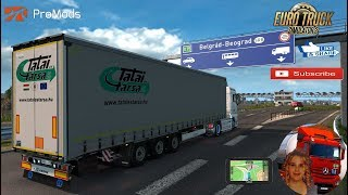 Euro Truck Simulator 2 (1.35)   [ADDON KRONE DLC REQUIRED]Krone Mega/Coil Liner by Sogard3[v3.3.2][1.35] Promods map v2.41 Ungheria to Croazia MAN TGX e5 by SCS + DLC's & Mods https://forum.scssoft.com/viewtopic.php?f=36&t=260235  Support me please thanks