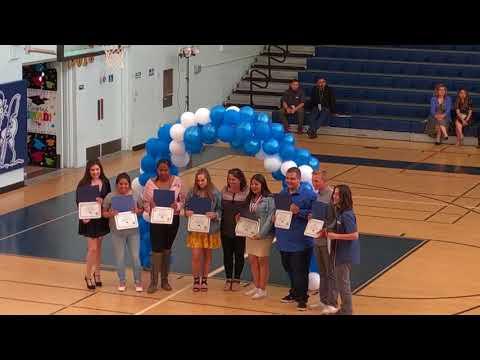 Martha Foley Beethoven Street Elementary School Scholarship 2018
