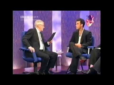 Robbie Williams - interview & performs on Parkinson show 2001