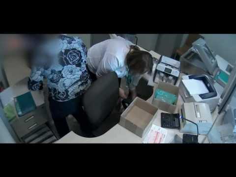 Разбойное Нападения на Отделение Сбербанка в Перми