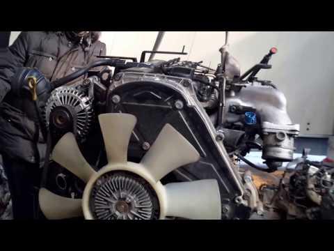 Двигатель D4CB Kia Sorento Hyundai Grand Starex 170л.с. 2.5 VGT