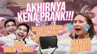 Download lagu Di Tampar Pertama Kali Di Prank Sampe Nangis Kejer Tas Kesayangan Aku Di Jual Diary Prilly