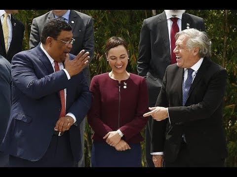 🔴 EN VIVO: Situación Política De Nicaragua Y Clima De Sanciones