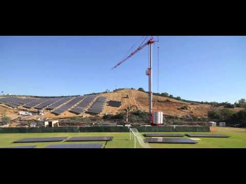 Occidental College Timelapse